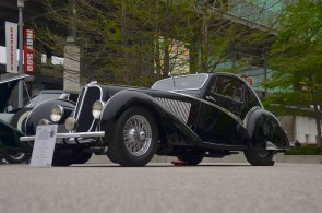 1936 Delahaye 135 Competition by Figoni
