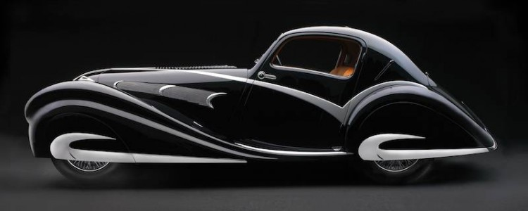 1936 Delahaye 135M Competition Coupe