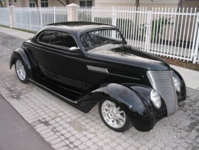 1936 Ford Street Rod Coupe