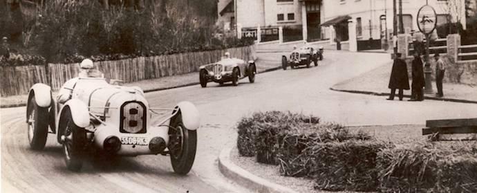 1936 Talbot-Lago T150 C Racing