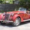 1936 Wanderer W25 K Roadster