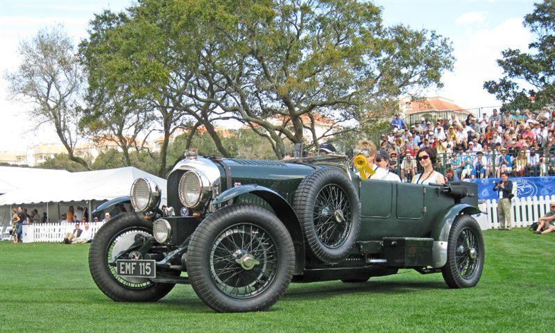 1936 Bentley 4.5 Litre