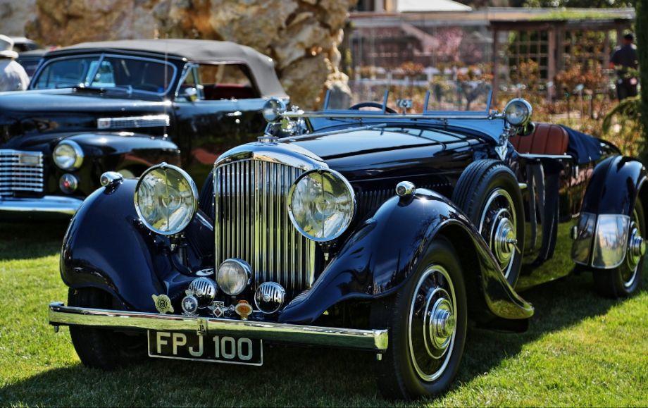 1937 Bentley 4 1/2 Liter