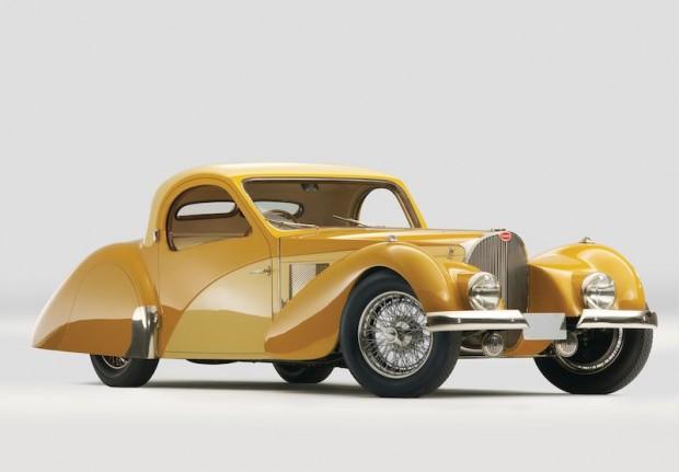 1937 Bugatti Type 57 SC Atalante Coupe