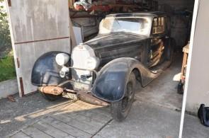 1937 Bugatti Type 57 Sports Saloon