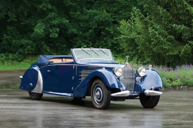 1937 Bugatti Type 57 Stelvio by Gangloff