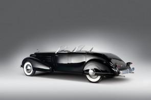 1937 Cadillac Sixteen Custom Phaeton