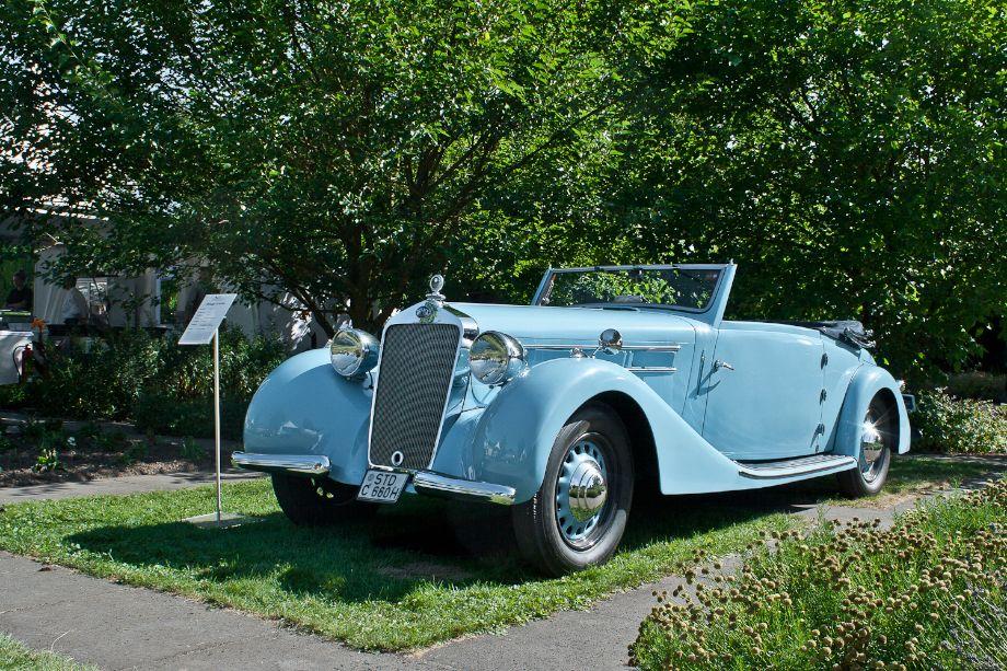 1937 Delage D6 60 Cabrio