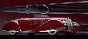 1938 Delahaye 145 V12 - Mullin Automotive Museum