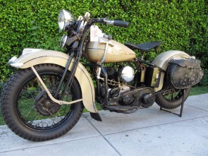 1938 Harley-Davidson WLD
