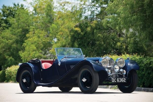 1938 Jaguar SS 100 3.5-Litre Roadster picture