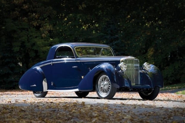 1938 Jaguar SS100 3.5 Coupe