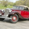 1938 Mercedes-Benz 320 Long Wheelbase Kombination Roadster (photo: Pawel Litwinski)