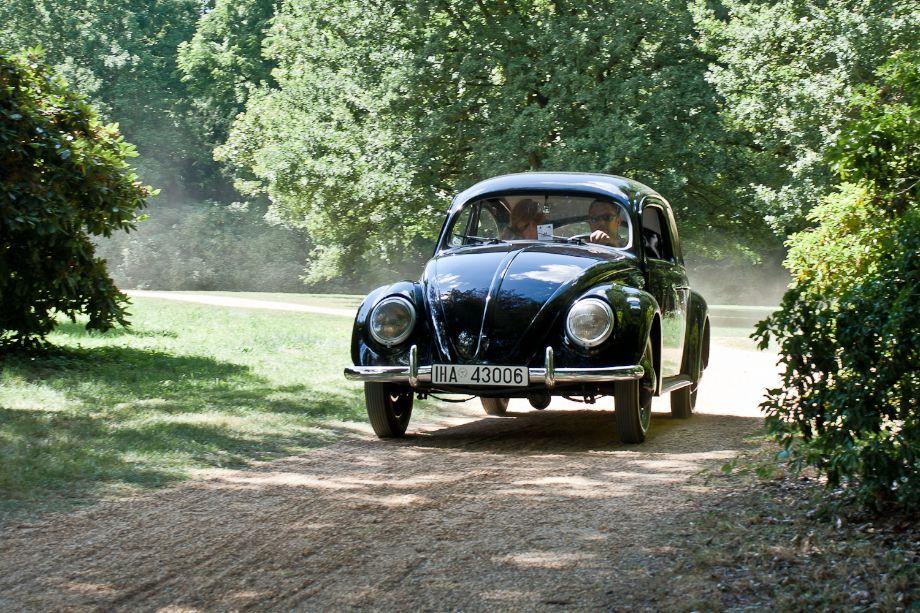 1938 Porsche VW38 Prototyp