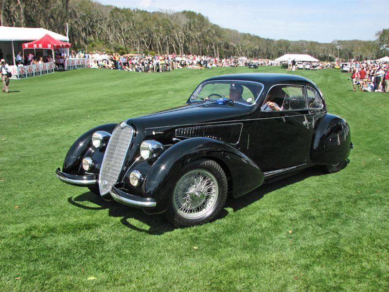 1938 Alfa Romeo 6C 2300