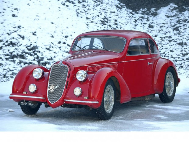 <strong>1938 Alfa Romeo 6C 2300 B Mille Miglia – Estimate $1,500,000 - $2,000,000.</strong> Never restored Alfa would be perfect for Preservation Class at 2010 Pebble Beach Concours or any major Concours; spent 40 years with one owner.