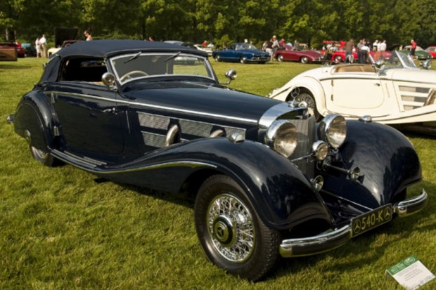<strong>Best of Featured Marque</strong> 1938 Mercedes-Benz 540K Cabriolet A, James A. Patterson, Sr., Louisville, KY