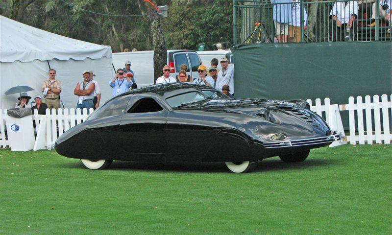 1938 Phantom Corsair Experimental, National Automobile Museum – The Harrah Collection, Reno, NV