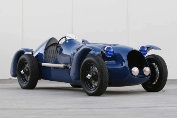 <strong>1938 Talbot-Lago T150C SS Teardrop Roadster - Estimate $1,500,000 - $2,000,000. </strong> One of three Figoni et Falaschi roadsters, this car was delivered new to gentleman racer Louis Rosier and has an extensive racing history.