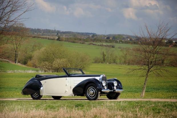 1938 Bugatti Type 57C Stelvio, Prince Louis Napoleon