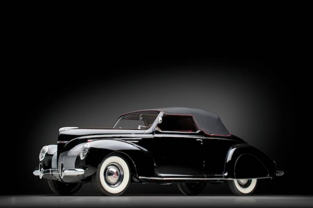 1939 Lincoln-Zephyr Convertible Coupe