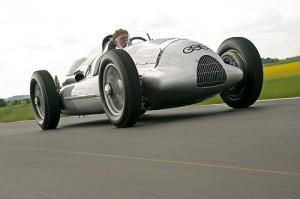 1939 Auto Union D-Type V12 Grand Prix Racing Car