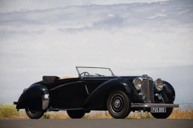 <strong>1939 Lagonda LG6 Rapide – Estimate $450,000 - $650,000.</strong> One of six built.