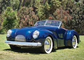 1940 Coachcraft Roadster Featured at Pebble Beach Concours 2012