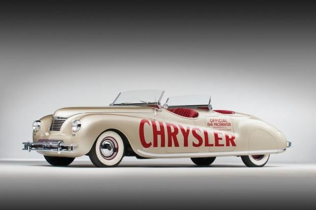 1941 Chrysler Newport Dual Cowl Phaeton for sale