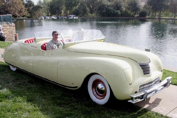 <strong>Chairman's Award - 1941 Chrysler Newport Lebaron Phaeton, John White, Sacramento, CA</strong>