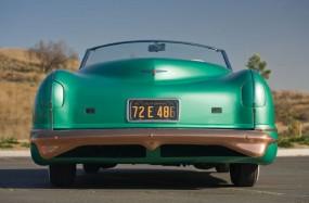 1941 Chrysler Thunderbolt Concept Car by LeBaron Front Photo