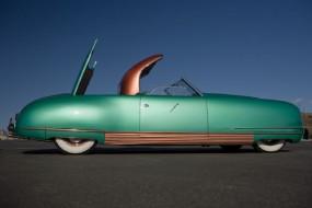 1941 Chrysler Thunderbolt Concept Car by LeBaron Side Photo