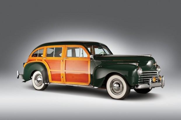 1941 Chrysler Windsor Town Country Barrelback