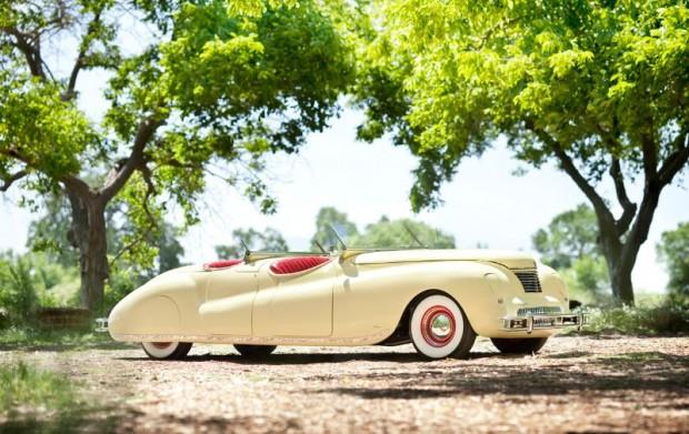 1941 Chrysler Newport Dual Cowl Phaeton, Body by LeBaron