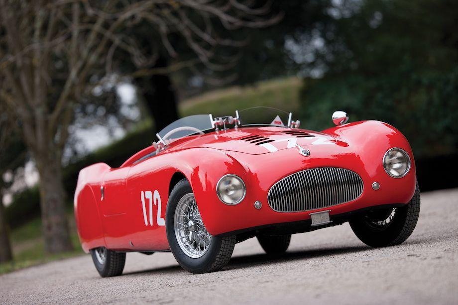 1947 Cisitalia 202 MM Nuvolari Spider
