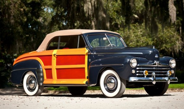 1947 Ford Sportsman Super Deluxe for sale