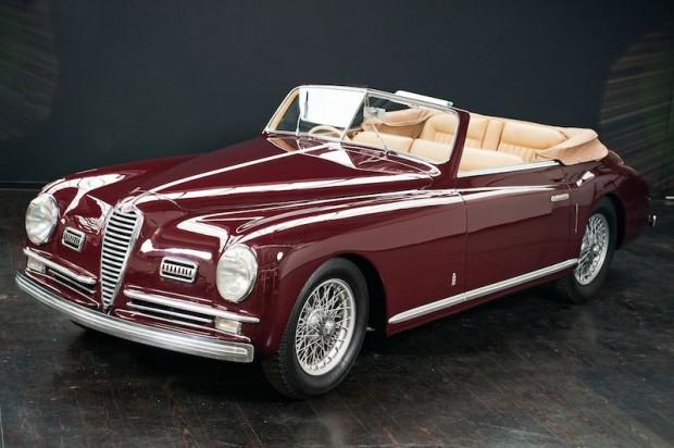 1948 Alfa Romeo 6C 2500 S Cabriolet