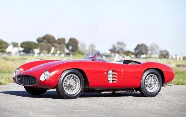 1948 Ferrari 166 Spider Corsa