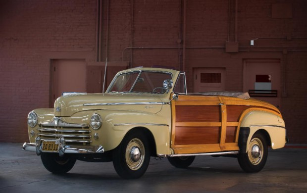 1948 Ford Super Deluxe Sportsman Convertible – Estimate $240,000 - $280,000. Fewer than 3,500 Ford Sportsman convertibles were built in two full years of production. Just 28 of those were 1948 models, survivors of which are few.