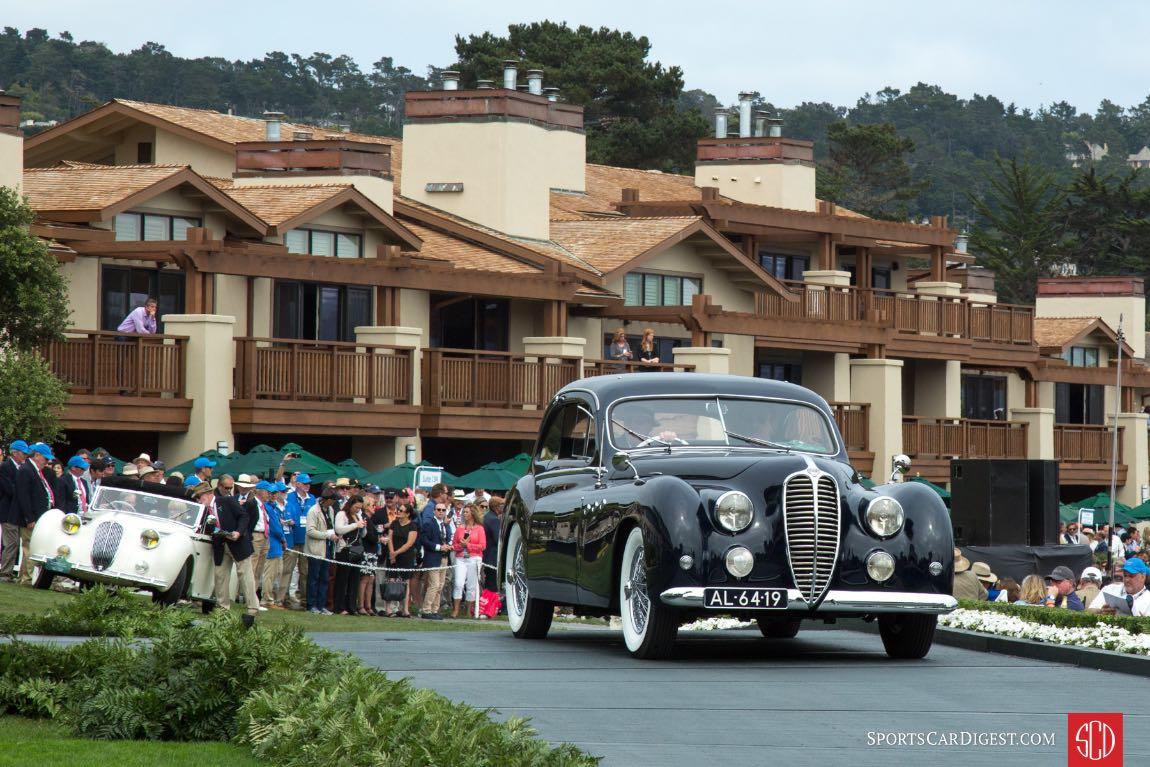1949 Delahaye 135 MS Coupe