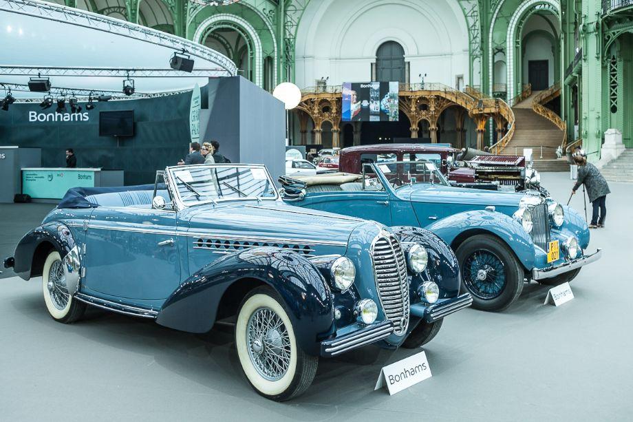1949 Delahaye 135M cabriolet - Bonhams
