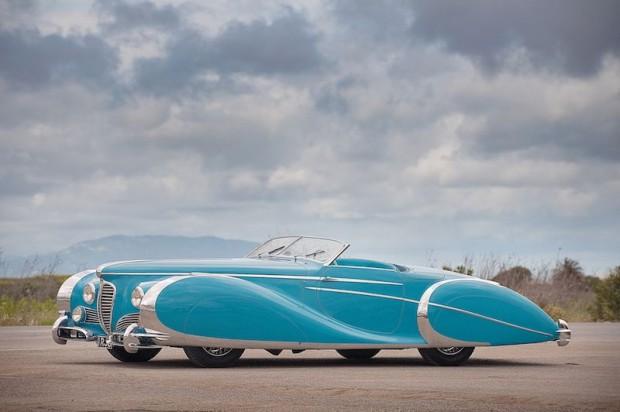1949 Delahaye 175 S Roadster