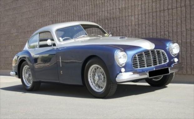 1949 Ferrari 166 Inter Berlinetta Coupe