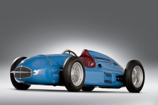 1949 Rounds Rocket Race Car