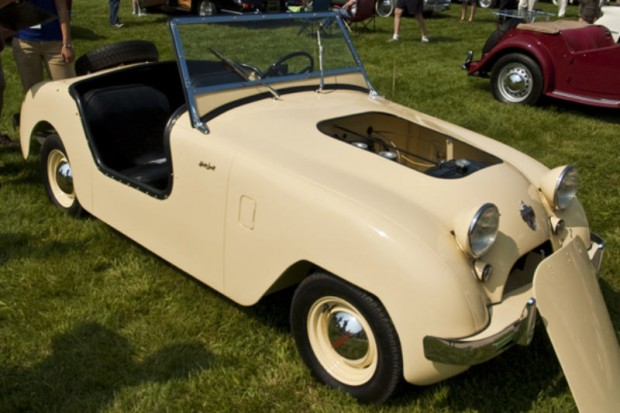 <strong>Chairman's Choice</strong> 1949 Crosley Hotshot, Kenneth Hoover, Cleves, OH