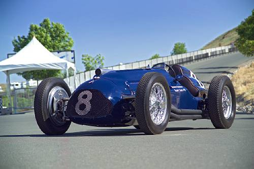 <strong>1949 Talbot-Lago Type 26 Course Formula 1 Racing Car – Estimate $1,000,000 - $1,300,000. </strong>Georges Grinard drove to victory at 1950 Paris Grand Prix. Ex-Jacques Swaters and Ecurie Belgique.