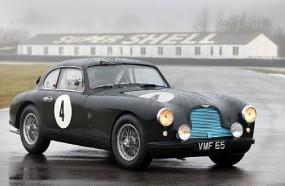1950 Aston Martin DB2 Team Car VMF 65