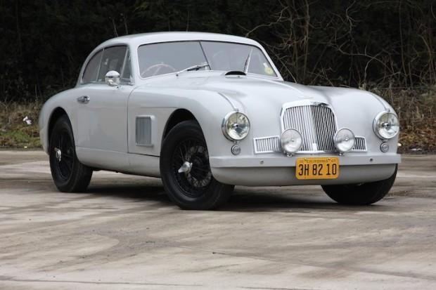 1950 Aston Martin DB2 Vantage Saloon