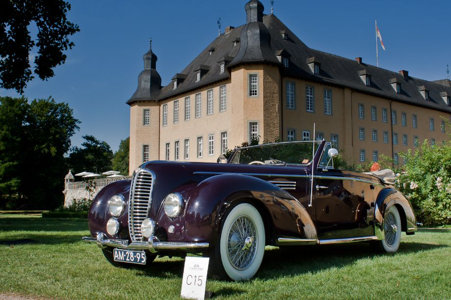 1950 Delahaye 135M Cabriolet Chapron 'Mylord'