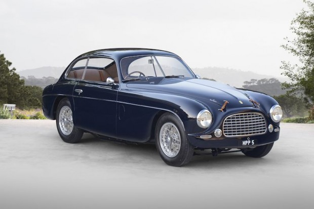 1950 Ferrari 166 Inter Berlinetta
